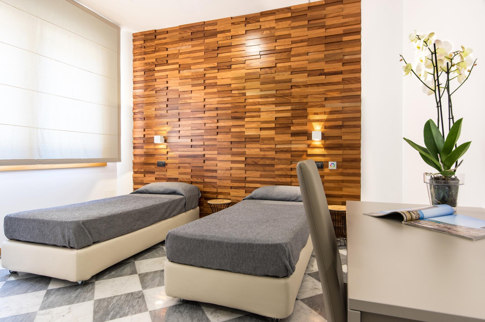 Comfort, camera doppia a Cagliari - Luce Nova Affittacamere