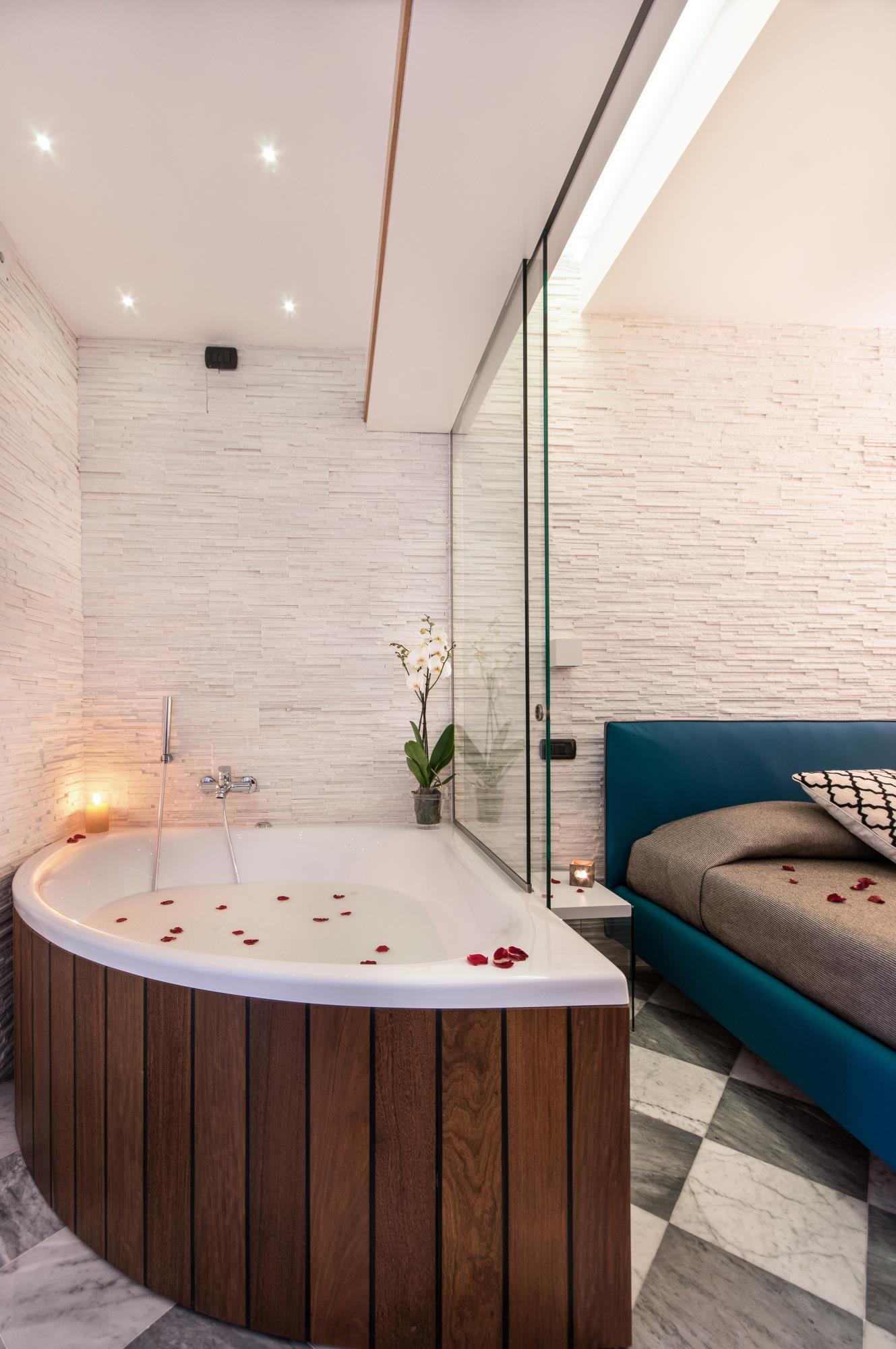 King Nova, camera lusso e di design - Luce Nova, Cagliari